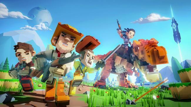 Dinosaur Minecraft est une chose dont vous ne saviez pas avoir besoin jusqu'à présent