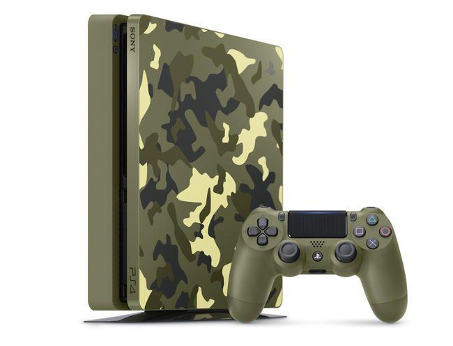 در اینجا All The Cool Sh*t که با Call Of Duty جدید دریافت می کنید: بسته WW2-Themed PS4 Bundle
