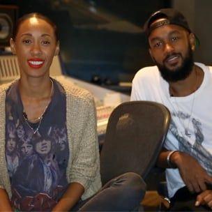 J * Davey Detaljer Label Woes, arbejder med Miguel og ny musik i Red Bull Studios