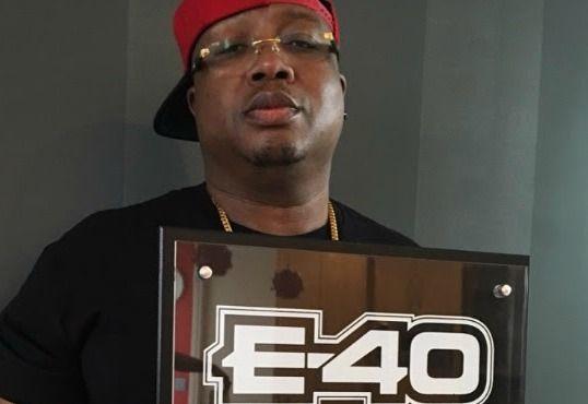 Mit 48 trotzt E-40 weiterhin der Rap-Legendenlogik mit neuem Goldrekord