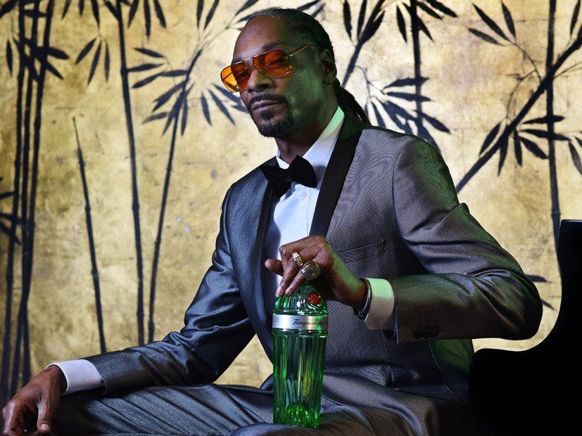 """""""Snoop Dogg Out"""", kad džinas ir sultys vėl atvėstų su Tanqueray TEN"""