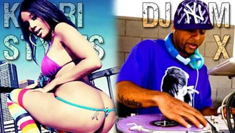 Semaine du porno: Kapri Styles et DJ Jam-X