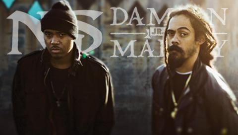 Nas&Damian Marley:反乱軍のミュージシャン
