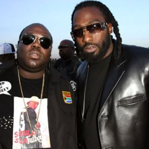 8Ball & MJG Beskriv en vennlig konkurranse med Dr. Dre & Raising The South