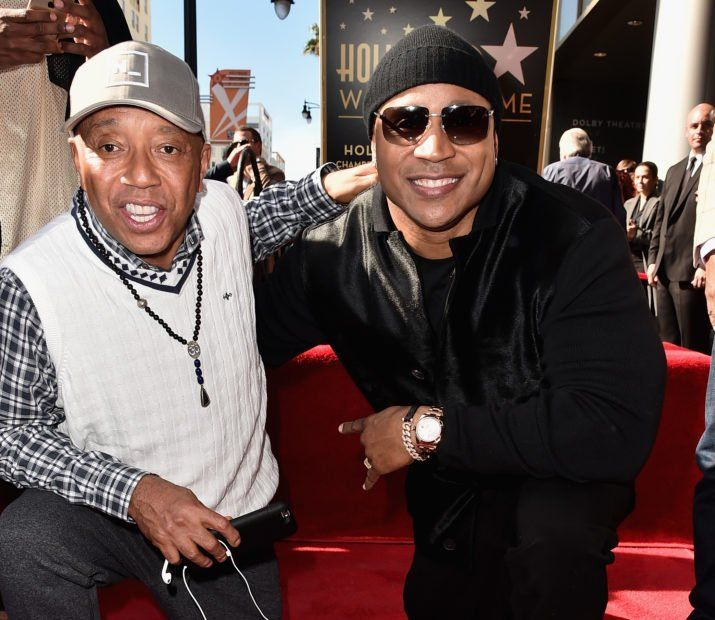 Russell Simmons Vets LL Cool J's Rock Hall Snubs & Kurtis Blow's 'Christmas Rappin'
