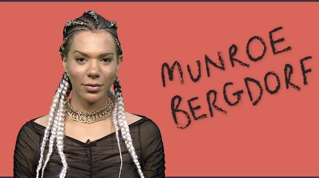 """Hvað átti Munroe Bergdorf við þegar hún kallaði """"allt"""" hvítt fólk rasista?"""