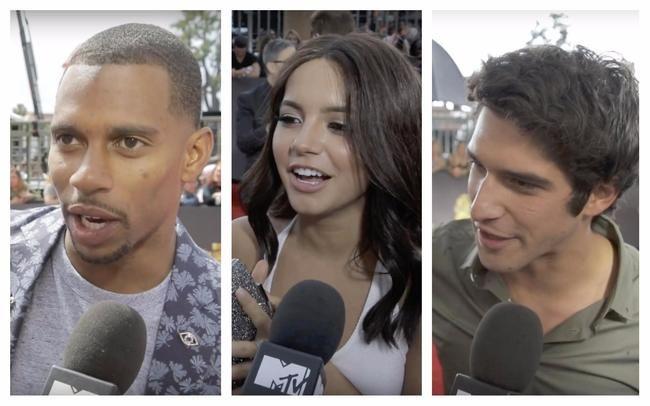 Promis spielen lieber: MTV MOVIE & TV Awards Edition!