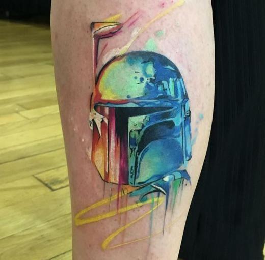 23 Star Wars -tatoveringer som får deg til å føle kraften