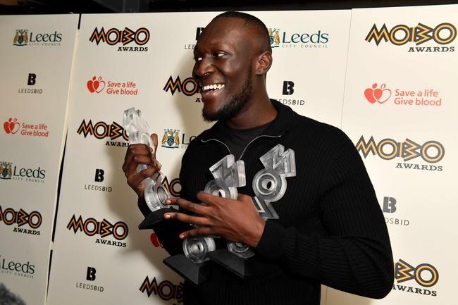 Stormzy et Stefflon Don gagnent gros aux MOBO Awards 2017
