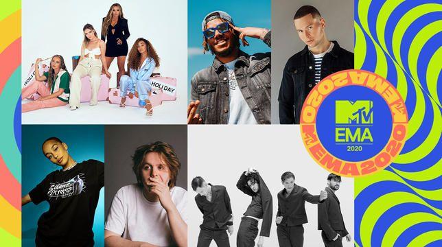 Stem nu for at beslutte 2020 MTV EMA UK & Ireland Act Wildcard Nominee!