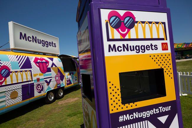 Vinn festivalbilletter i sommer med McDonald's!