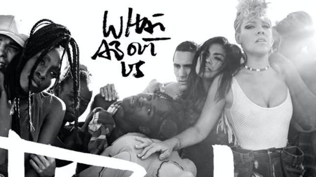 """П! Нк открива уметничко дело за политички нови сингл """"Шта је с нама"""""""