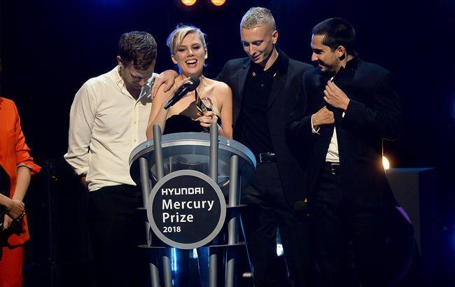 Regardez: Wolf Alice remporte le prix Mercury 2018 parmi les hôtes d'albums et de performances fantastiques