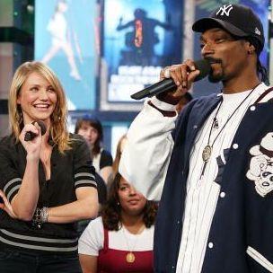 Cameron Diaz affirme avoir acheté de l'herbe à Snoop Dogg au lycée