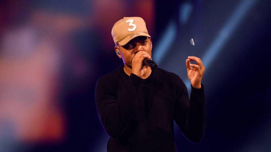 Chance Le rappeur dit qu'il a refusé une publicité du Super Bowl de McDonald's pour l'argent