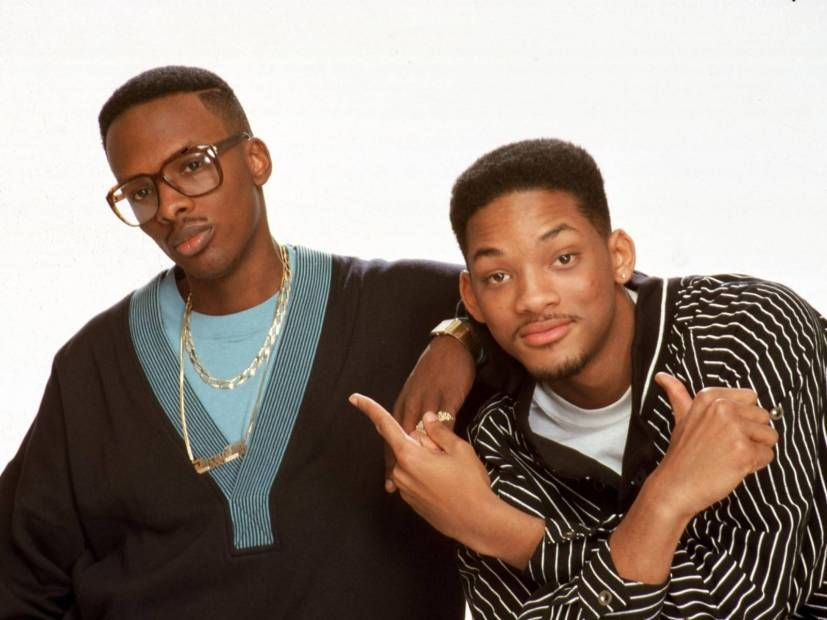 'Fresh Prince Of Bel-Air' Cast gjenforenes for Will Smiths Snapchat-show