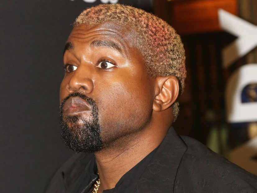 """Repas neigia, kad Kanye Westas laiko """"Yandhi"""" įkaitą dėl ginčo dėl etikečių"""