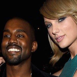 Kanye West rapper om sex med Taylor Swift på berømt