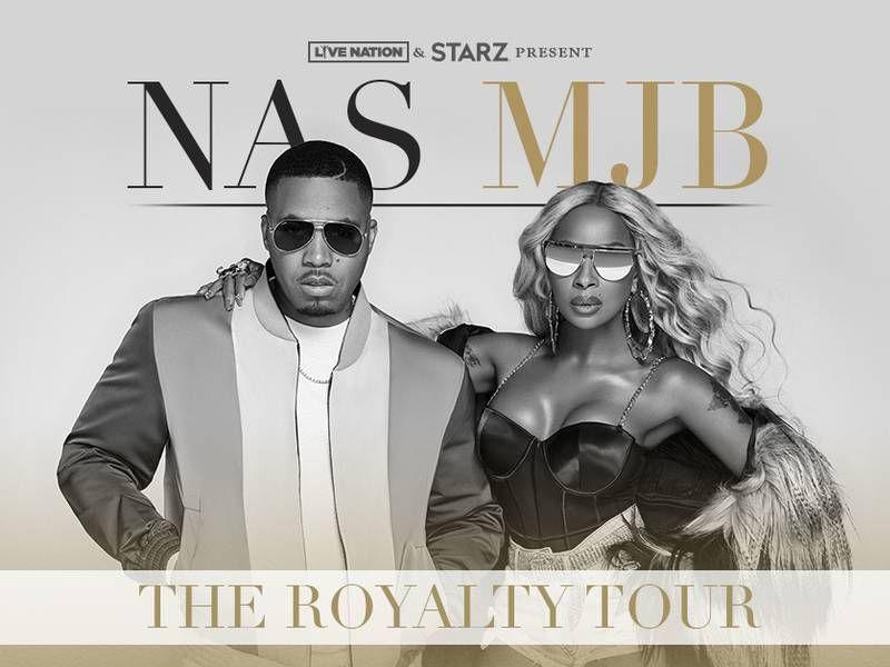 Nas & Mary J. Blige legger til nye datoer til Co-Headlining Tour