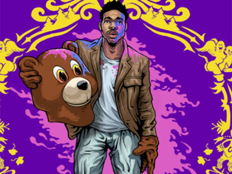 Kanye West & Chance The Rapper Få Epic Mashup On 'Chance The Dropout