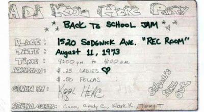 Hip Hop blir 40 år gammel
