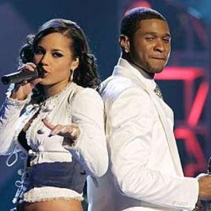 Alicia Keys, Usher leiða leiðina með fjórar sálartilnefningar