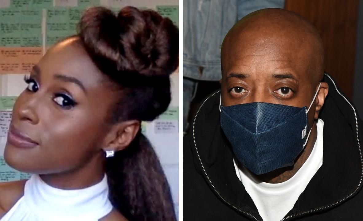Issa Rae schreibt Jermaine Dupris Rapper Shade für die Geburt von HBO Max 'Rap Shit' zu