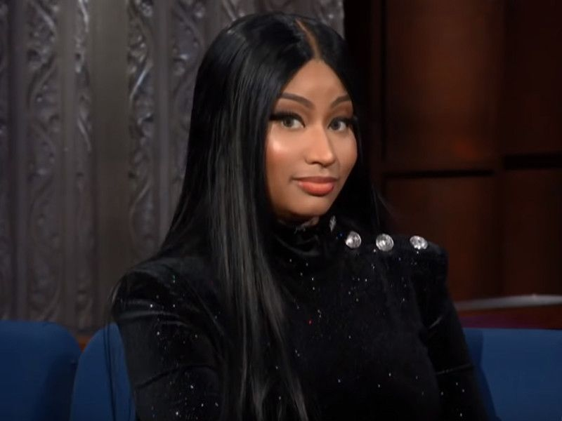 Nicki Minaj sier Barbie Dreams Only Rubbed 1 Person Wrong