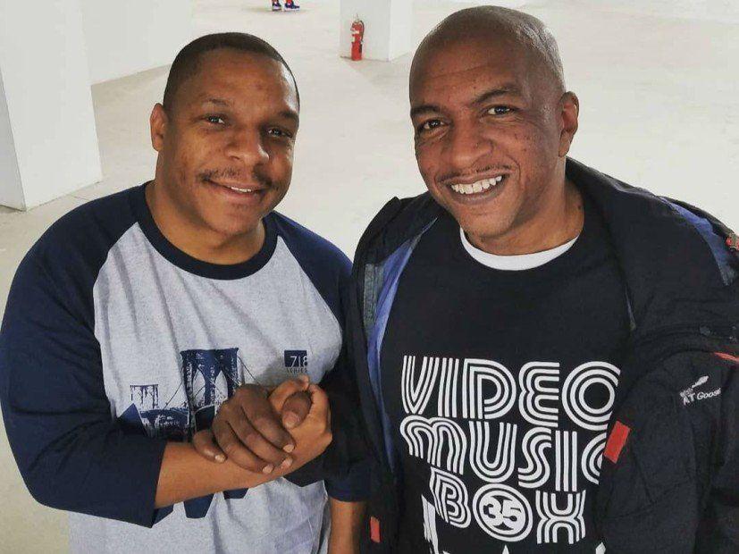 Der Hip-Hop-Pionier Ralph McDaniels veranstaltet das Konzert zum 35-jährigen Jubiläum von 'Video Music Box