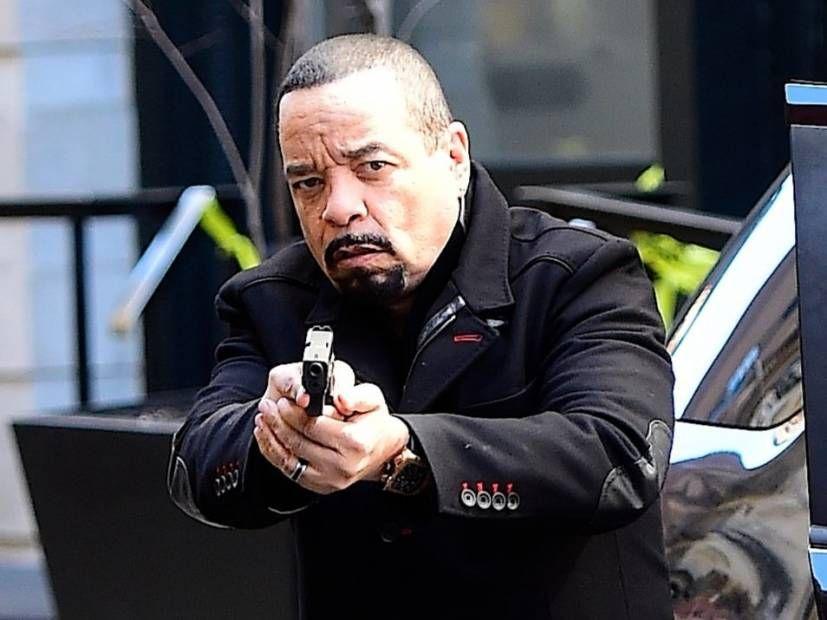 Ice-T enthüllt 'Law & Order: SVU' wurde für drei weitere Jahreszeiten erneuert