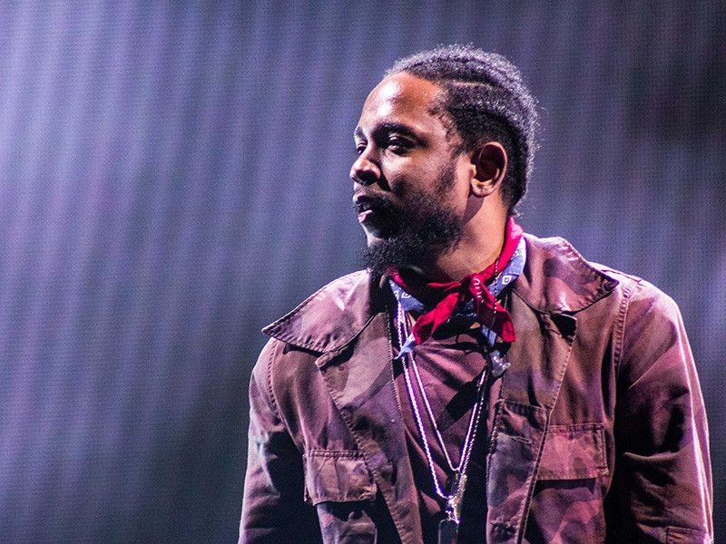 Kendrick Lamars 'DAMN.' Første ukes salg satte Monster Landmark for 2017