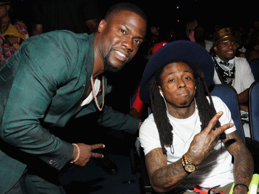 Kevin Hart arbeitet mit Lil Wayne, Future, Big Sean und Fabolous For NYE Bash zusammen