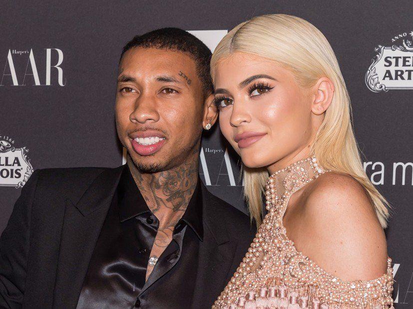 Tyga Deads Gerüchte über Sex Tape mit Kylie Jenner