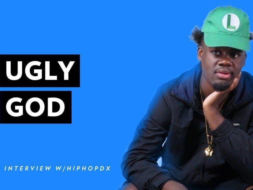 Hässlicher Gott auf Mumble Rap: 'Es ist ein respektloses Wort