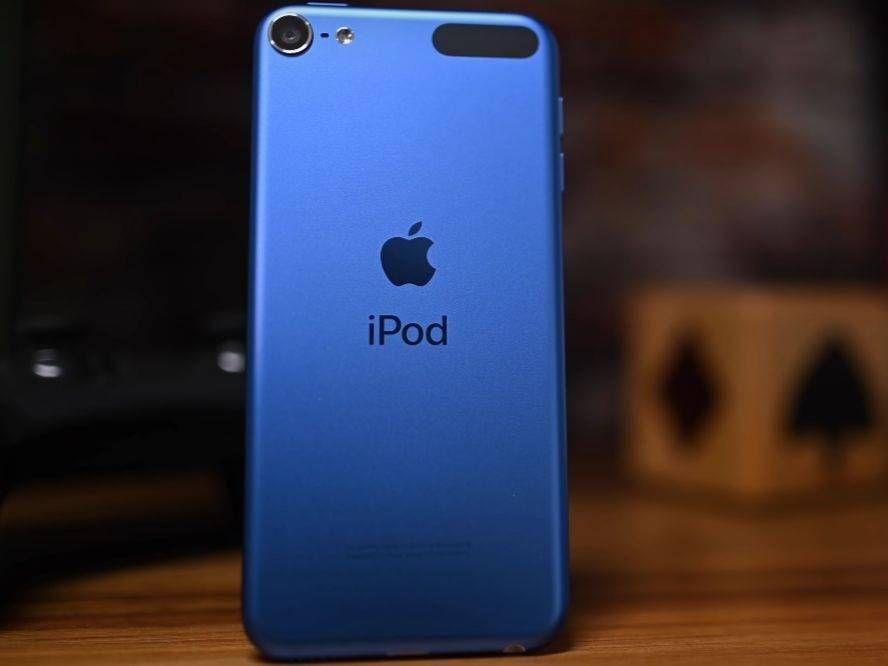 Apple kündigt die Wiedergeburt des iPod Touch an