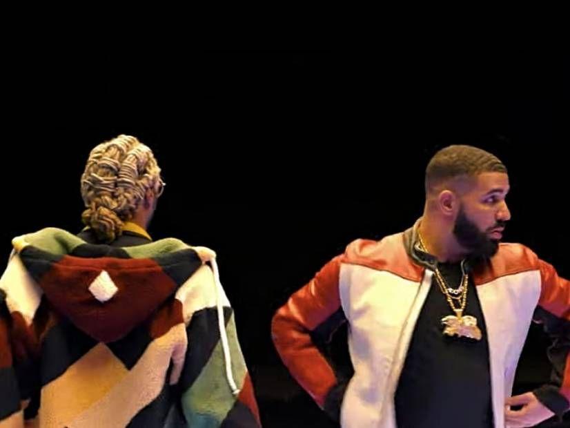 Drake semble raviver Kanye West Feud sur la collaboration `` Life Is Good '' avec Future