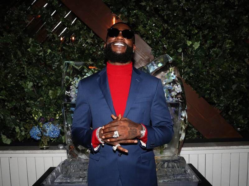 Gucci Mane firar semester med LP 'East Atlanta Santa 3