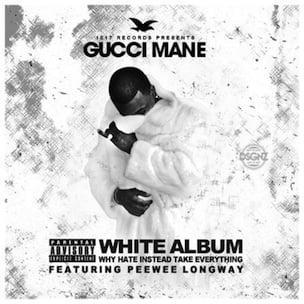 Gucci Mane með útgáfudegi PeeWee Longway 'White Album', forsíðumynd, lagalista, niðurhali og blöndunartæki