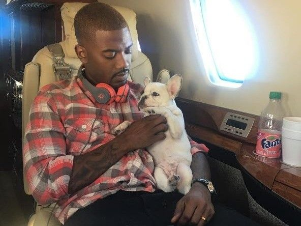 Ray J Crafting Kanye West Clapback With Chris Brown