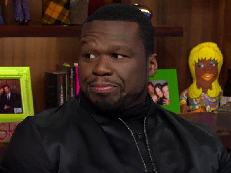 50 Cent & Vivica Fox Trade Low Schläge über sexuelle Vergangenheit über Instagram