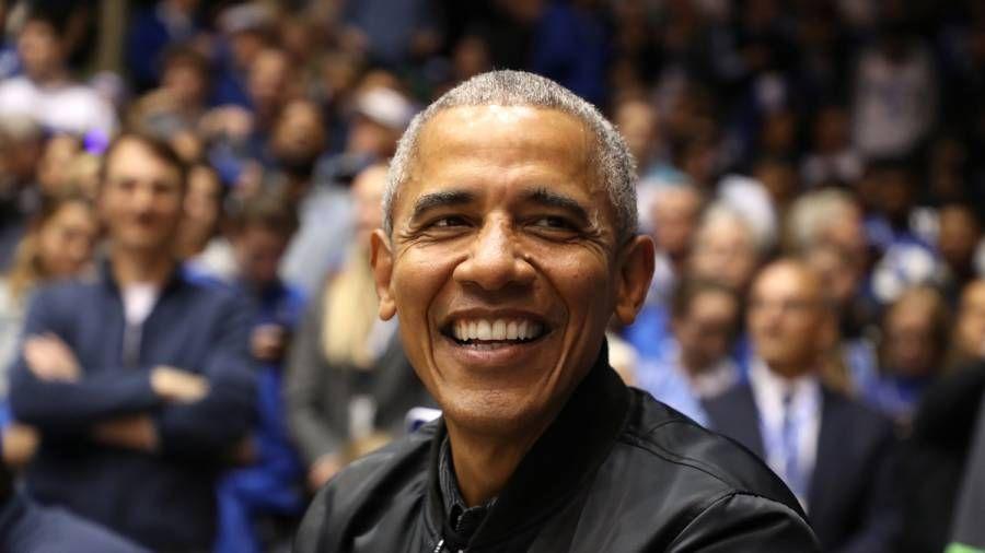 Barack Obama spricht Rapper an, die Donald Trump bei den Wahlen 2020 unterstützt haben