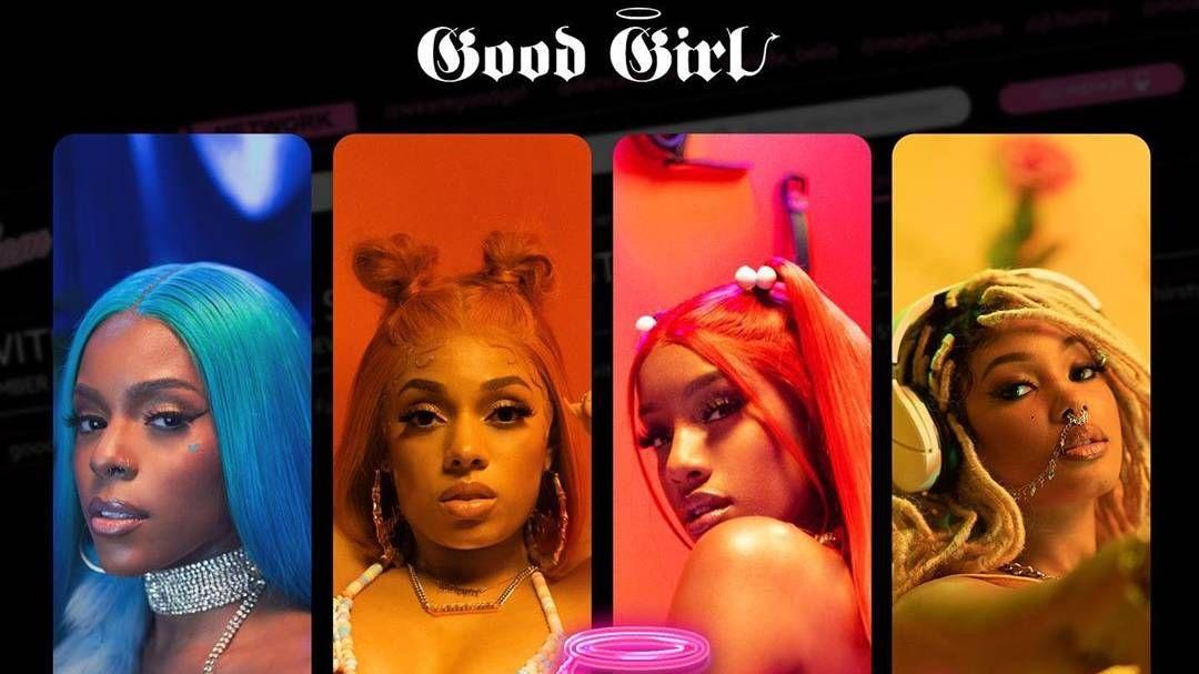 R & B Starlets Gutes Mädchen bringt 'Durstige' Typen mit OnlyFans-Video auf Hochtouren