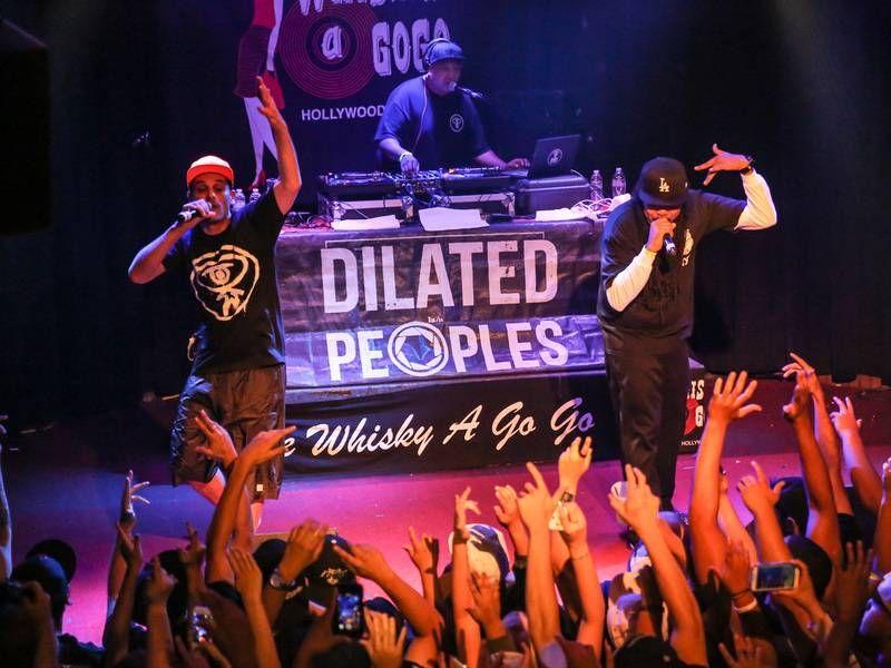 DJ Babu husker rekvisitter fra Snoop Dogg & DJ Premier For Dilated Peoples 'The Platform