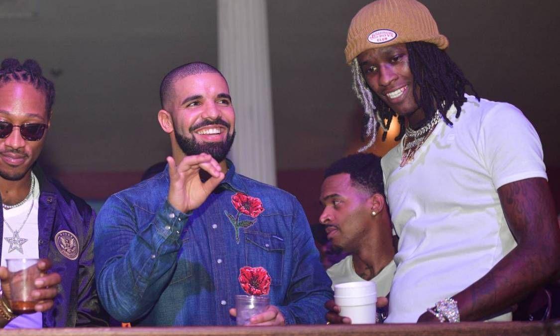 Drake Gave Young Thug & Gunna 'Certified Lover Boy' Heat fyrir YSL albúm