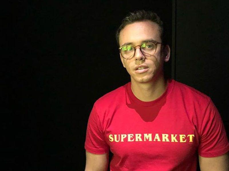 Logic teilt 'Keanu Reeves' Snippet