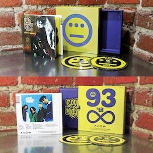Souls Of Mischiefs '93 'Til Infinity' erscheint in den Deluxe-Editionen 'Hiero Light Box' und 'Music Book 2-CD