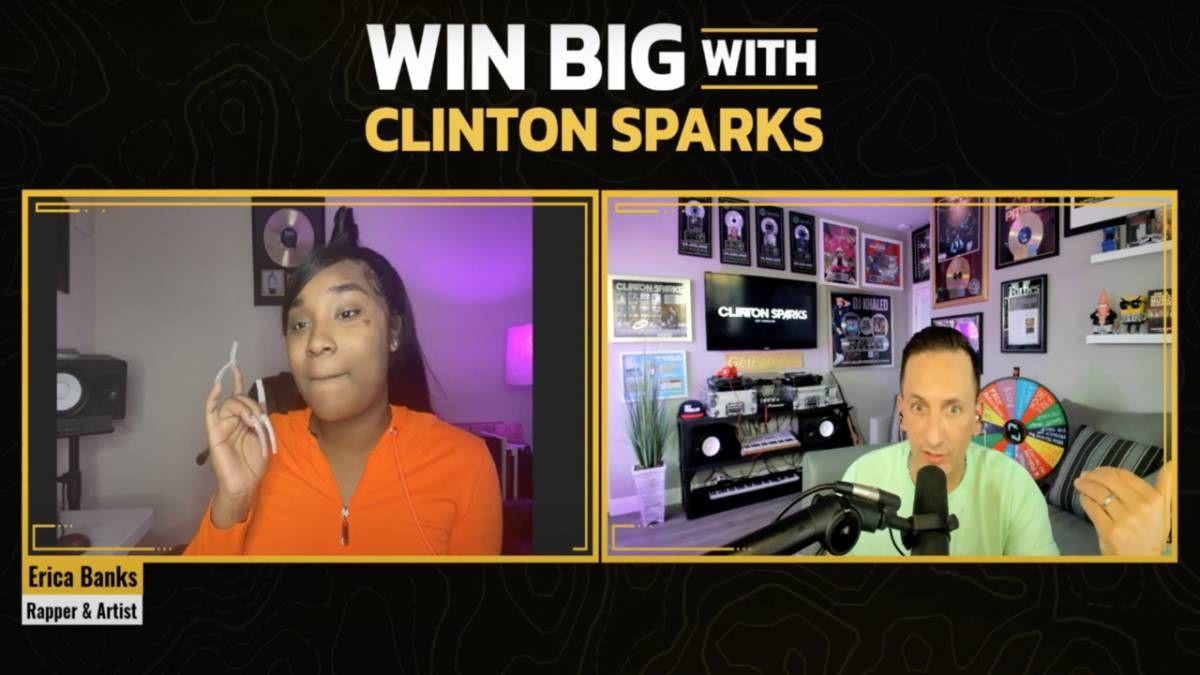 """Erica Banks turėjo """"DaBaby"""", """"Capitol"""" ir """"Atlantic Records"""" pasiūlymų, kai """"Buss It"""" tapo virusine"""
