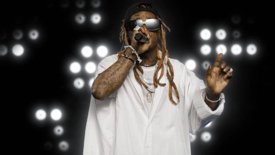 Lil Wayne legger stolt ut sin Lookalike Son With Lauren London Learning 'We Paid' Lyrics