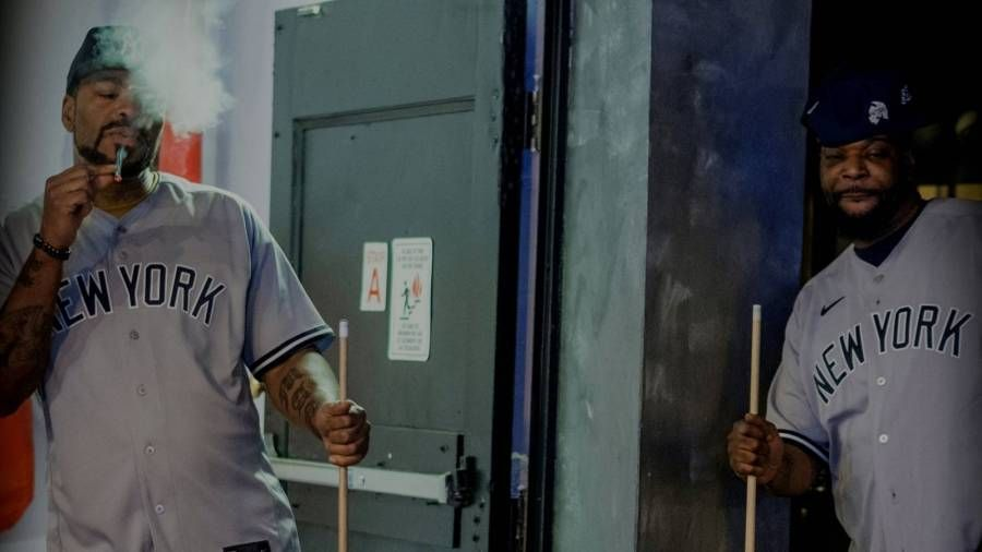 Streetlife, Method Man & Havocs NY Yankees Anthem inspiriert neue Bekleidungslinie