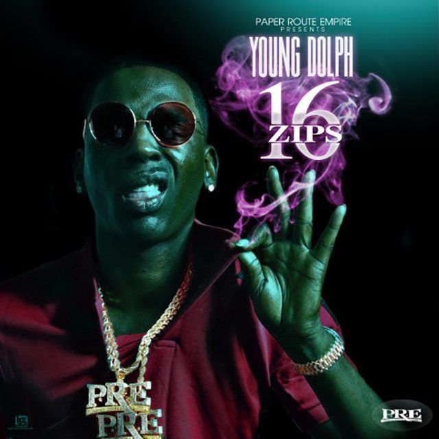 Young Dolph '16 Zips 'utgivelsesdato, Cover Art, Tracklist & Mixtape Stream